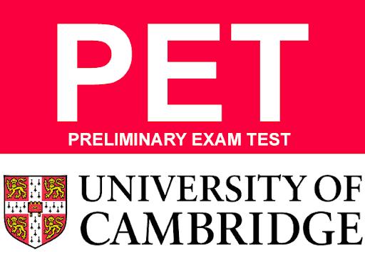 آزمون PET