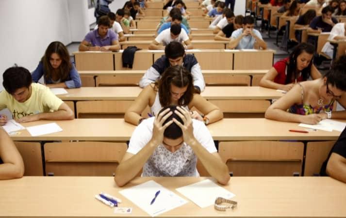 غلبه بر ترس در امتحان