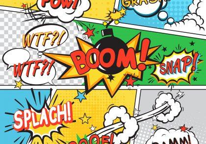 Amazing Comic Book Superheroes to Teach You English