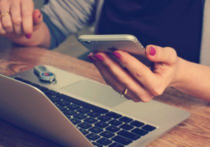یادگیری زبان با گوشی هوشمند