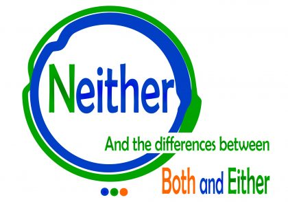 معرفی کلمه و ساختار Neither و تفاوت آن با both و either