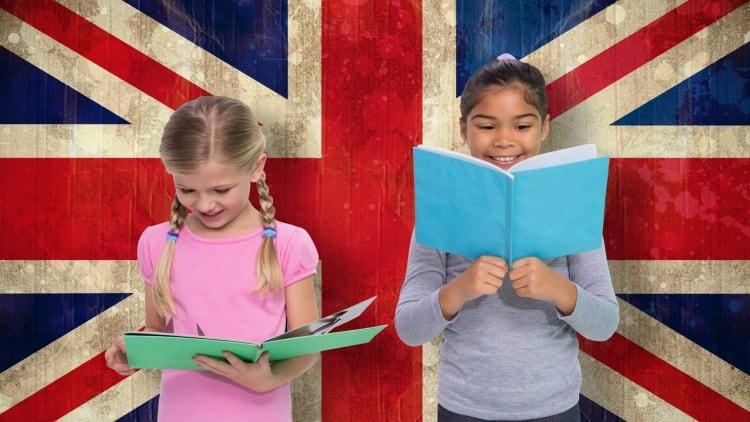 آموزش انگلیسی در کودکی