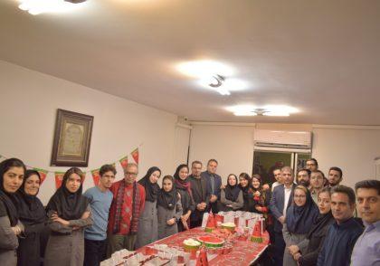 جشن یلدا آفاق